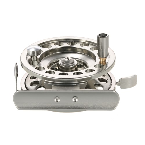 Fly Fishing Reel Right Handed Aluminum Alloy Smooth Rock Ice Fishing Reels Fly Reels Fishing AccessoriesSports &amp; Outdoor<br>Fly Fishing Reel Right Handed Aluminum Alloy Smooth Rock Ice Fishing Reels Fly Reels Fishing Accessories<br>