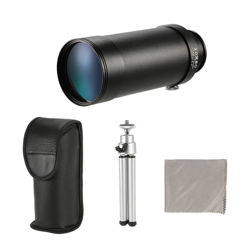 Portable Pocket Size 10x50 Monocular Collapsible Monocular Pirate Telescope Optical Prism HD Spotting Scope Hands Free Viewing ScoSports &amp; Outdoor<br>Portable Pocket Size 10x50 Monocular Collapsible Monocular Pirate Telescope Optical Prism HD Spotting Scope Hands Free Viewing Sco<br>