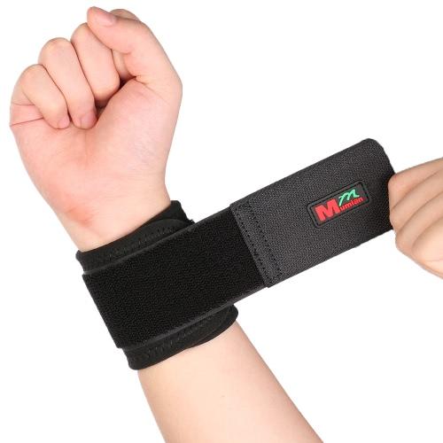 Mumian 1 Pair of Sports Neoprene Compression Wrist Support Brace Pads Winter Autumn Wrist Warmer Wrist Sprain GuardsSports &amp; Outdoor<br>Mumian 1 Pair of Sports Neoprene Compression Wrist Support Brace Pads Winter Autumn Wrist Warmer Wrist Sprain Guards<br>