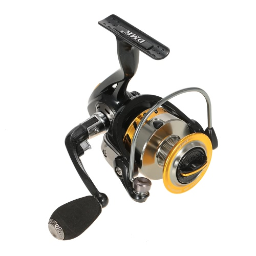 9+1 Ball Bearings Spinning Reel Lightweight Ultra Smooth Spinning Fishing Reel Left/Right Interchangeable Collapsible Handle 2000/Sports &amp; Outdoor<br>9+1 Ball Bearings Spinning Reel Lightweight Ultra Smooth Spinning Fishing Reel Left/Right Interchangeable Collapsible Handle 2000/<br>