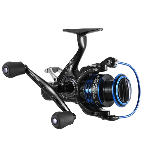 Carp Spinning Fishing Reels Left/Right Handle Metal Spool 9+1BB Stainless Steel Shaft Rear Drag WheelSports &amp; Outdoor<br>Carp Spinning Fishing Reels Left/Right Handle Metal Spool 9+1BB Stainless Steel Shaft Rear Drag Wheel<br>