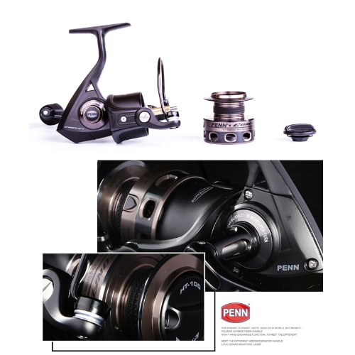 PENN CONFLICT Spinning Fishing ReelSports &amp; Outdoor<br>PENN CONFLICT Spinning Fishing Reel<br>