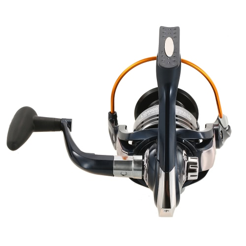 12+1BB Ball Bearings Fishing Reel 5.2:1 Spinning Fishing Reel Metal Spool Fishing Reel Left/Right Interchangeable Handle Fishing RSports &amp; Outdoor<br>12+1BB Ball Bearings Fishing Reel 5.2:1 Spinning Fishing Reel Metal Spool Fishing Reel Left/Right Interchangeable Handle Fishing R<br>