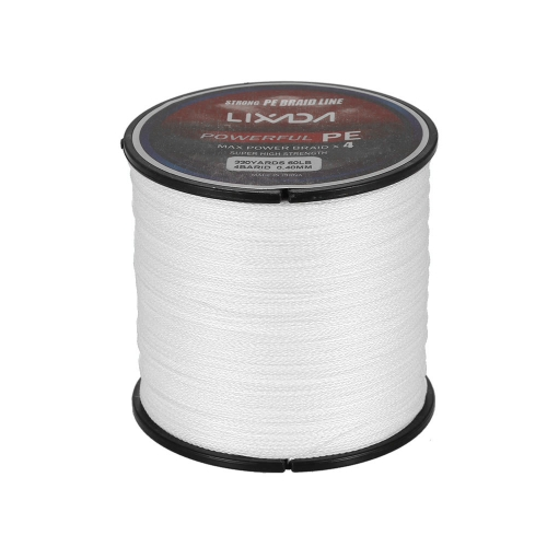 Lixada 300M / 330Yds 4 Strands PE Braided Fishing Line Super Strong Multifilament Fishing Line Carp Fish Line Wires Rope Cord 6-60Sports &amp; Outdoor<br>Lixada 300M / 330Yds 4 Strands PE Braided Fishing Line Super Strong Multifilament Fishing Line Carp Fish Line Wires Rope Cord 6-60<br>