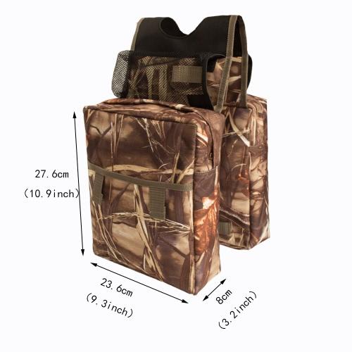 Outdoor Sport Hunting Raider Camouflage Saddlebag ATV Tank Bag for EnthusiastSports &amp; Outdoor<br>Outdoor Sport Hunting Raider Camouflage Saddlebag ATV Tank Bag for Enthusiast<br>