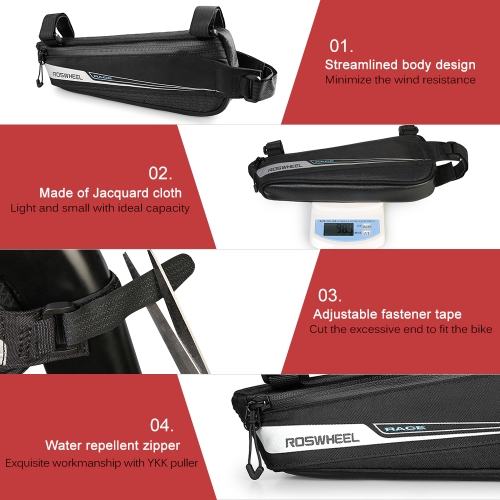 Bike Bicycle Cycling Triangle Frame Bag Triangle Saddle Bag Portable Front Saddle Frame Pouch Pack Bike Cycling Storage BagSports &amp; Outdoor<br>Bike Bicycle Cycling Triangle Frame Bag Triangle Saddle Bag Portable Front Saddle Frame Pouch Pack Bike Cycling Storage Bag<br>