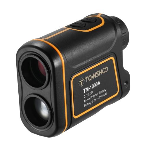 TOMSHOO 1000M 7x24mm Laser RangefinderSports &amp; Outdoor<br>TOMSHOO 1000M 7x24mm Laser Rangefinder<br>