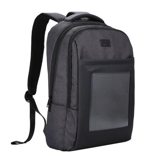 Publicidade compacta compacta LED Cool Backbag