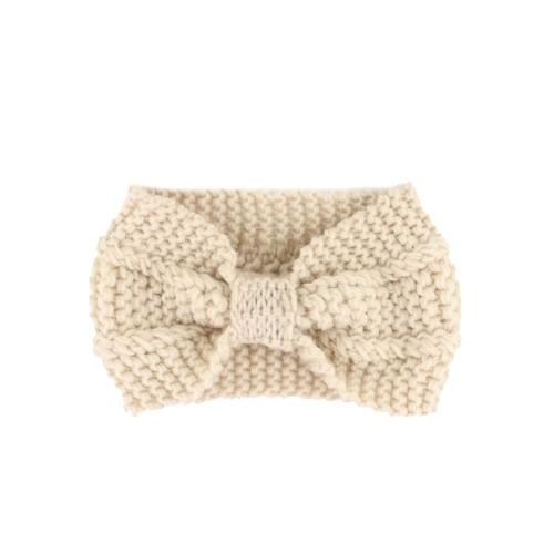 ファッションウィンターウォーム女性かぎ針編みのヘッドバンド