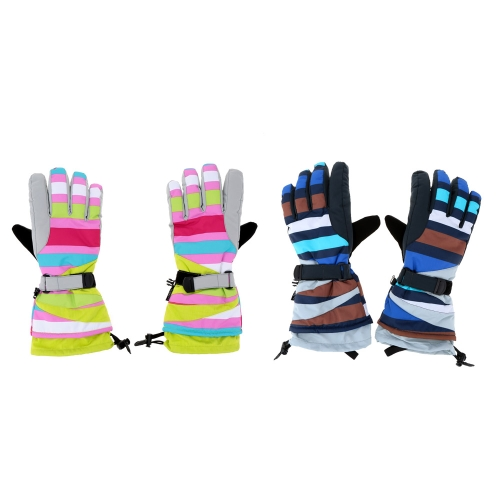 2Pcs Winter Windproof Thermal Skiing Skating GlovesSports &amp; Outdoor<br>2Pcs Winter Windproof Thermal Skiing Skating Gloves<br>