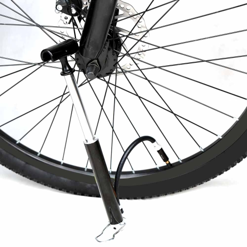 Mini Portable MTB Road Bike Bicycle Floor Pump Hand Air Pump Bike Tire Ball Inflator with Outside Hose Presta &amp; Schrader CompatiblSports &amp; Outdoor<br>Mini Portable MTB Road Bike Bicycle Floor Pump Hand Air Pump Bike Tire Ball Inflator with Outside Hose Presta &amp; Schrader Compatibl<br>
