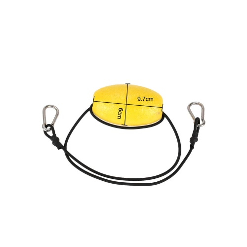 Lightweight &amp; Compact Floating Accessory Leash Float for Grip Kayak Accessory Fishing FloatSports &amp; Outdoor<br>Lightweight &amp; Compact Floating Accessory Leash Float for Grip Kayak Accessory Fishing Float<br>
