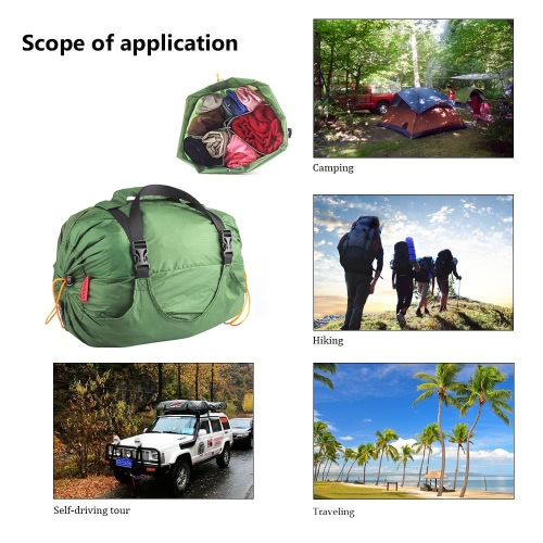 Lixada Ultra-light Multi Compartments Stuff Sack for Outdoor Adventures Camping Hiking CyclingSports &amp; Outdoor<br>Lixada Ultra-light Multi Compartments Stuff Sack for Outdoor Adventures Camping Hiking Cycling<br>