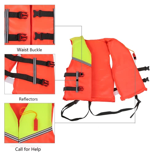 Adult Lifesaving Life Jacket Buoyancy Aid Boating Surfing Work Vest Clothing Swimming Marine Life Jackets Safety Survival Suit OutSports &amp; Outdoor<br>Adult Lifesaving Life Jacket Buoyancy Aid Boating Surfing Work Vest Clothing Swimming Marine Life Jackets Safety Survival Suit Out<br>