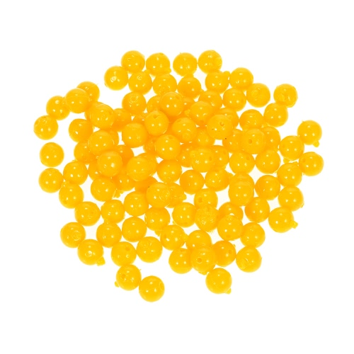 100pcs Soft Fishing Lures Semi Floating Smell Ball Bead Feeder Corn Flavour Artificial Bait Fishing AccessoriesSports &amp; Outdoor<br>100pcs Soft Fishing Lures Semi Floating Smell Ball Bead Feeder Corn Flavour Artificial Bait Fishing Accessories<br>