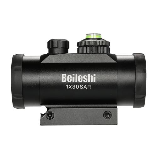 1x30mm Mini Illuminated 5MOA Red Dot Sight Riflescope Outdoor Tactical Hunting ScopeSports &amp; Outdoor<br>1x30mm Mini Illuminated 5MOA Red Dot Sight Riflescope Outdoor Tactical Hunting Scope<br>