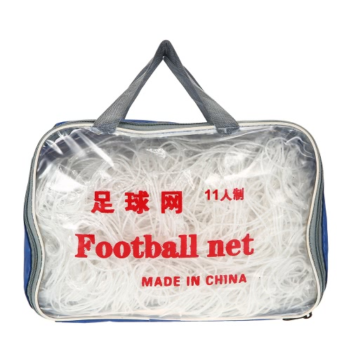 2PCS Soccer Goal 5 / 7 / 11 Person Football Net Goal Post Net for Training Match Soccer Practice Football Goal Net with Carry BagSports &amp; Outdoor<br>2PCS Soccer Goal 5 / 7 / 11 Person Football Net Goal Post Net for Training Match Soccer Practice Football Goal Net with Carry Bag<br>