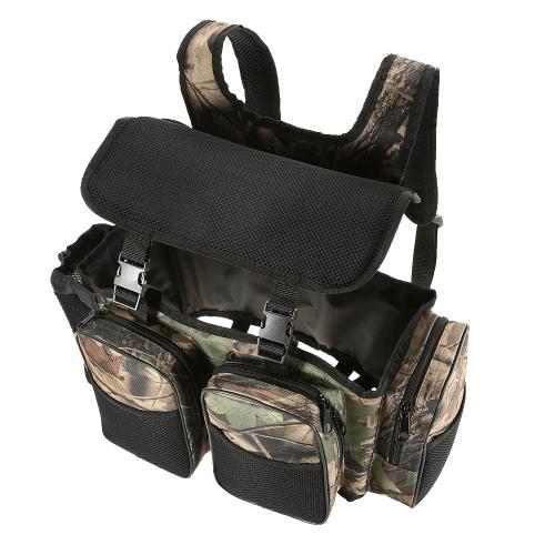 Fishing Seat Box Fishing Bag Fishing Seat Box Converter Tackle Bag BackpackSports &amp; Outdoor<br>Fishing Seat Box Fishing Bag Fishing Seat Box Converter Tackle Bag Backpack<br>