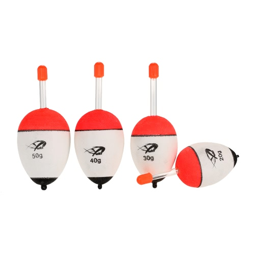 4PCS 20g 30g 40g 50g EVA Fishing Drift Floats Assorted Sizes Fishing Buoy Fishing TackleSports &amp; Outdoor<br>4PCS 20g 30g 40g 50g EVA Fishing Drift Floats Assorted Sizes Fishing Buoy Fishing Tackle<br>