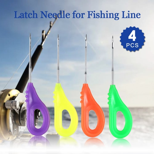 4PCS Bait Needle Driller Tool Stainless Iron Baiting Needle Drill Portable Boilie Needle Hook Carp Fishing Needle Tool   SetSports &amp; Outdoor<br>4PCS Bait Needle Driller Tool Stainless Iron Baiting Needle Drill Portable Boilie Needle Hook Carp Fishing Needle Tool   Set<br>