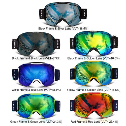 TOMSHOO OTG Winter Snow Sports Ski GogglesSports &amp; Outdoor<br>TOMSHOO OTG Winter Snow Sports Ski Goggles<br>