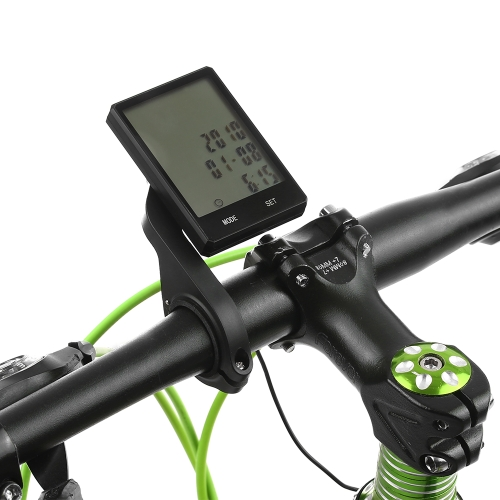 YS Multi Functions Bike Computer Wired / Wireless Bicycle Cycling Computer Speedometer Odometer with BacklightSports &amp; Outdoor<br>YS Multi Functions Bike Computer Wired / Wireless Bicycle Cycling Computer Speedometer Odometer with Backlight<br>