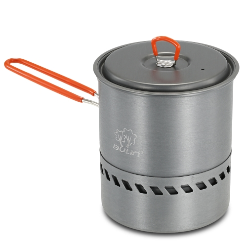 1.5L Outdoor Cook Pot Cooking Equipment Tools Portable Hiking Camping Picnic Backpacking Mountaineering Pot CookwareSports &amp; Outdoor<br>1.5L Outdoor Cook Pot Cooking Equipment Tools Portable Hiking Camping Picnic Backpacking Mountaineering Pot Cookware<br>
