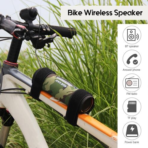 Rechargeable Bike Speaker Bicycle Wireless BT Sound Cycling 10 Watt Outdoor BT Speaker Built-in Power BankSports &amp; Outdoor<br>Rechargeable Bike Speaker Bicycle Wireless BT Sound Cycling 10 Watt Outdoor BT Speaker Built-in Power Bank<br>