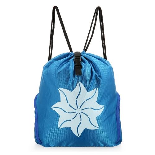 22L Foldable Drawstring Backpack Bag Outdoor Sports Gym Sack Pack Travel Storage Bag Beach BagSports &amp; Outdoor<br>22L Foldable Drawstring Backpack Bag Outdoor Sports Gym Sack Pack Travel Storage Bag Beach Bag<br>