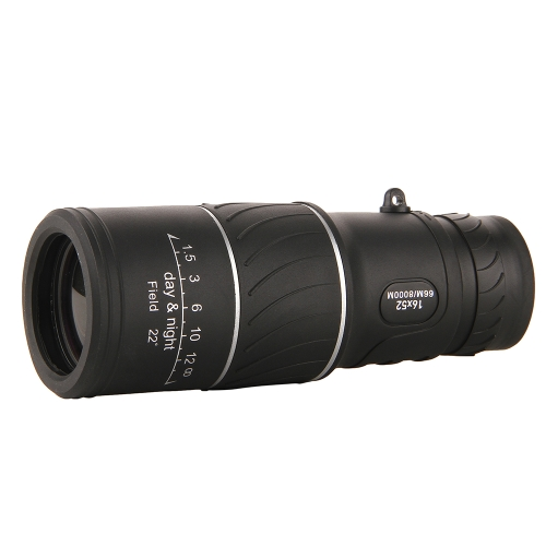 Portable 16 * 52  Adjustable Single Telescope Full Optical Night Vision HikingSports &amp; Outdoor<br>Portable 16 * 52  Adjustable Single Telescope Full Optical Night Vision Hiking<br>