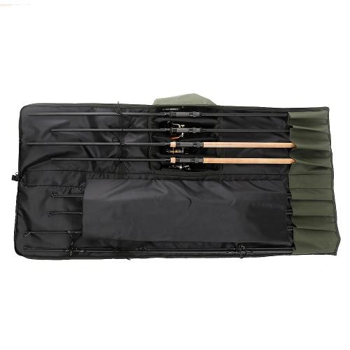 1.4m Fishing Rod Bag Water-resistant Fishing Pole Bag Fishing Tackle Bag Hand Shoulder BagSports &amp; Outdoor<br>1.4m Fishing Rod Bag Water-resistant Fishing Pole Bag Fishing Tackle Bag Hand Shoulder Bag<br>