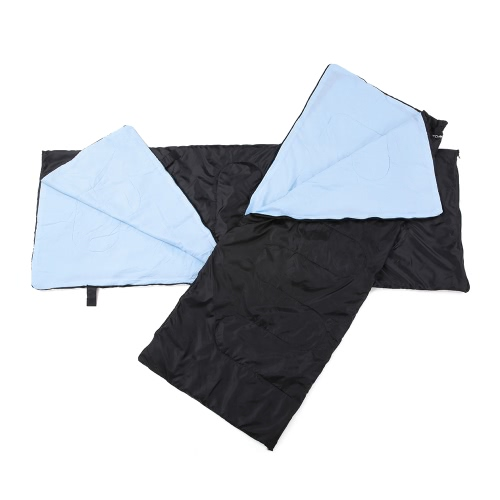 TOMSHOO 86x60 Double Sleeping Bag--ThickSports &amp; Outdoor<br>TOMSHOO 86x60 Double Sleeping Bag--Thick<br>