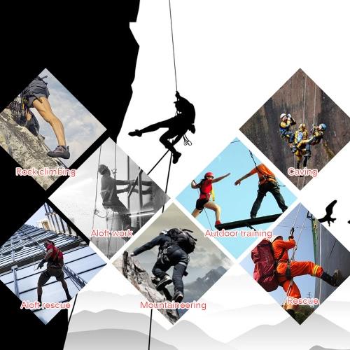 Lixada 20KN Fixed Single Pulley Rock Climbing RescueSports &amp; Outdoor<br>Lixada 20KN Fixed Single Pulley Rock Climbing Rescue<br>