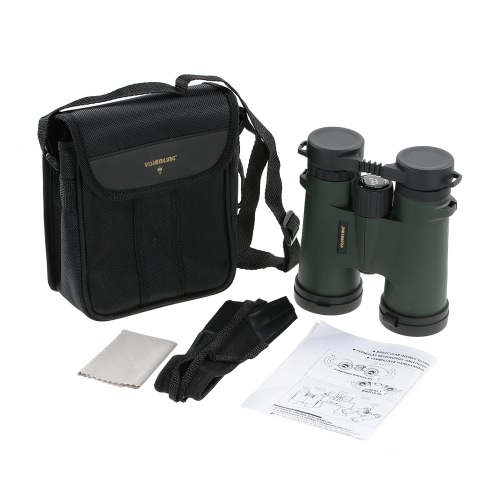 Visionking 10X42 HD Binoculars Bak4 Roof Prism Multi-Coated Optics Waterproof Camping Hunting Bird Watching TelescopeSports &amp; Outdoor<br>Visionking 10X42 HD Binoculars Bak4 Roof Prism Multi-Coated Optics Waterproof Camping Hunting Bird Watching Telescope<br>