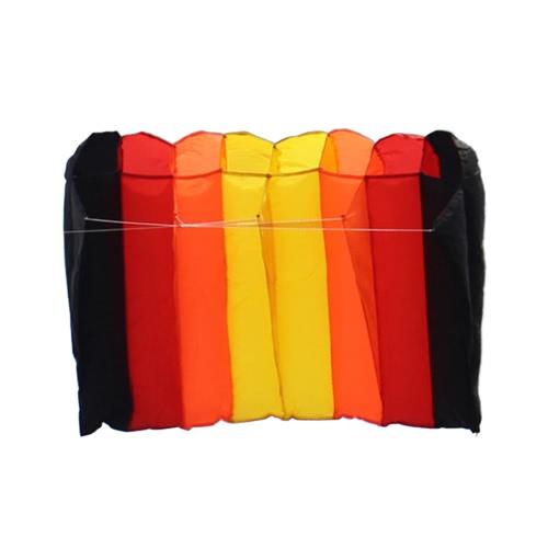 75*135cm Multi-color Single Line Parafoil Parachute Kite Frameless Soft Kite Giant Rainbow Kite Lifter Kids AdultsSports &amp; Outdoor<br>75*135cm Multi-color Single Line Parafoil Parachute Kite Frameless Soft Kite Giant Rainbow Kite Lifter Kids Adults<br>