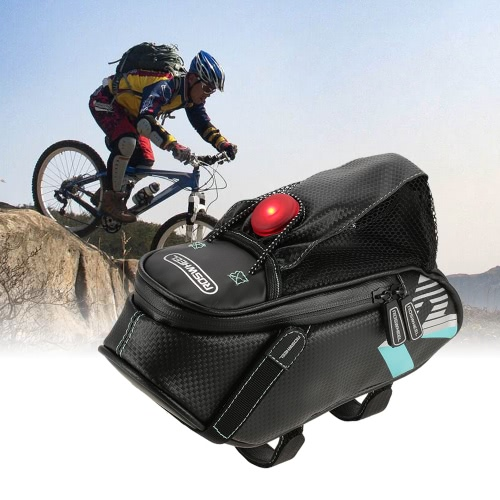 ROSWHEEL Reflective Bicycle Bag Saddle Bag Outdoor Cycling MTB Mountain Bike Seat Rear Bag Tail Bag Pouch Tool Bag with Water BottSports &amp; Outdoor<br>ROSWHEEL Reflective Bicycle Bag Saddle Bag Outdoor Cycling MTB Mountain Bike Seat Rear Bag Tail Bag Pouch Tool Bag with Water Bott<br>