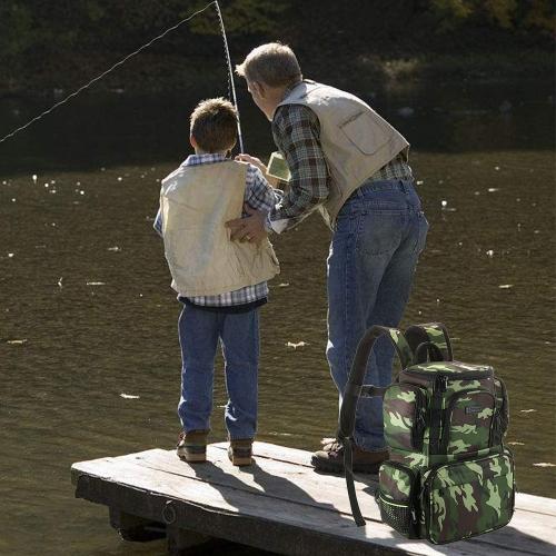 Lixada Fishing Tackle Bag Backpack Fishing Lures Bait Box Storage Bag with 4 Fishing Tackle BoxesSports &amp; Outdoor<br>Lixada Fishing Tackle Bag Backpack Fishing Lures Bait Box Storage Bag with 4 Fishing Tackle Boxes<br>