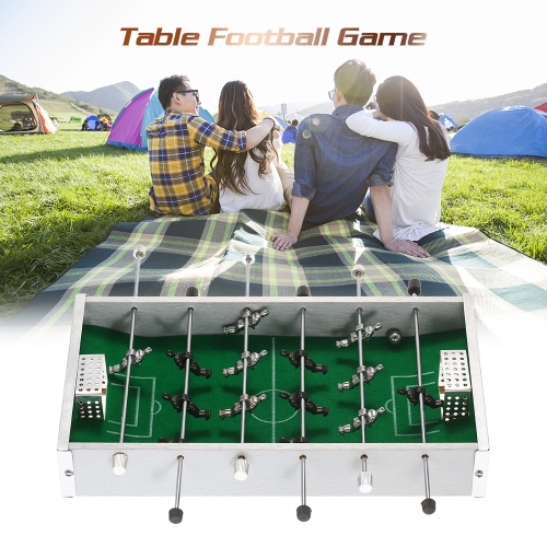 Mini Table Top Desktop Football Game Entertainment Recreational Game Tool Table Soccer Ball Game SetSports &amp; Outdoor<br>Mini Table Top Desktop Football Game Entertainment Recreational Game Tool Table Soccer Ball Game Set<br>