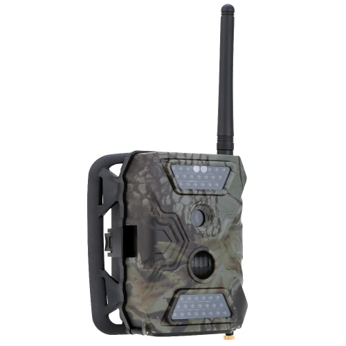 MMS GPRS SMS Trail Wildlife Hunting 12MP HD Digital Camera 940nm IR LED Video RecorderSports &amp; Outdoor<br>MMS GPRS SMS Trail Wildlife Hunting 12MP HD Digital Camera 940nm IR LED Video Recorder<br>