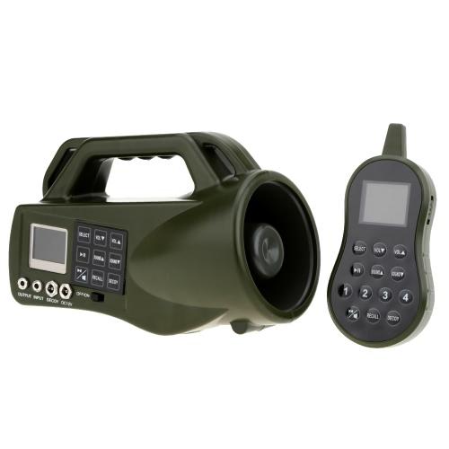 Outdoor Hunting Decoy Bird Caller Mp3 Player Bird Sound Loudspeaker Amplifier with Remote ControlSports &amp; Outdoor<br>Outdoor Hunting Decoy Bird Caller Mp3 Player Bird Sound Loudspeaker Amplifier with Remote Control<br>