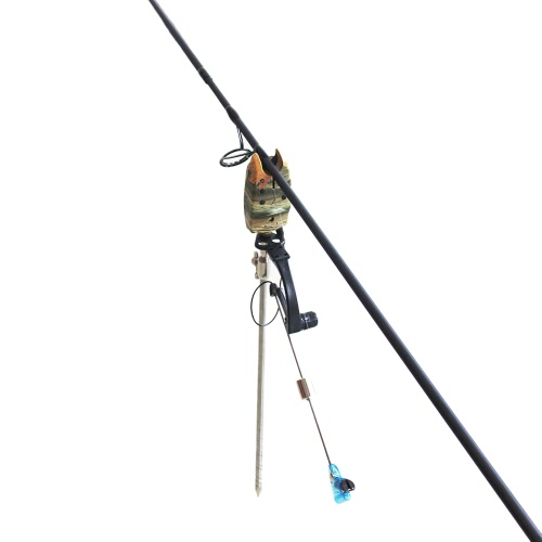 Lixada Wireless LED Fishing Alarm Alert Set with Case 3 Fishing Bite Alarms + 1 ReceiverSports &amp; Outdoor<br>Lixada Wireless LED Fishing Alarm Alert Set with Case 3 Fishing Bite Alarms + 1 Receiver<br>