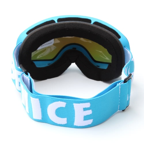 Children Skiing Snowboarding Skating Goggles UV Protection Anti-fog Wide Spherical PC Lens Anti-slip Strap Helmet CompatibleSports &amp; Outdoor<br>Children Skiing Snowboarding Skating Goggles UV Protection Anti-fog Wide Spherical PC Lens Anti-slip Strap Helmet Compatible<br>