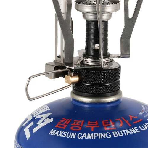 Lixada Ultralight Camping Collapsible Gas Stove 3500W Outdoor Piezo Ignition Cooking Stove Portable Folding Gas BurnerSports &amp; Outdoor<br>Lixada Ultralight Camping Collapsible Gas Stove 3500W Outdoor Piezo Ignition Cooking Stove Portable Folding Gas Burner<br>
