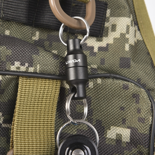 Lixada Fly Fishing Magnetic Net Release Holder Keeper Magnet Clip Landing Net ConnectorSports &amp; Outdoor<br>Lixada Fly Fishing Magnetic Net Release Holder Keeper Magnet Clip Landing Net Connector<br>
