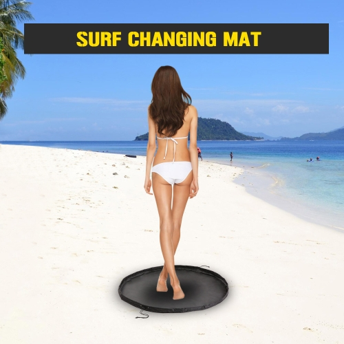 Surf Changing Mat Wetsuit Changing Mat for Surfers Kayakers Swimsuit Changing Mat with DrawstringSports &amp; Outdoor<br>Surf Changing Mat Wetsuit Changing Mat for Surfers Kayakers Swimsuit Changing Mat with Drawstring<br>