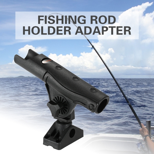 Power Lock Rod Holder Adjustable Boat Fishing Rod Racks Rod Holder AdapterSports &amp; Outdoor<br>Power Lock Rod Holder Adjustable Boat Fishing Rod Racks Rod Holder Adapter<br>