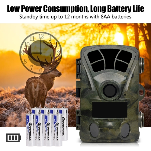 H885 16MP 1080P Hunting Trail CameraSports &amp; Outdoor<br>H885 16MP 1080P Hunting Trail Camera<br>