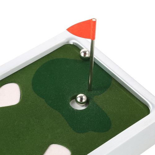 Mini Table Top Desktop Golf Game Entertainment Recreational Funny Club Game Tool Table Golf GameSports &amp; Outdoor<br>Mini Table Top Desktop Golf Game Entertainment Recreational Funny Club Game Tool Table Golf Game<br>