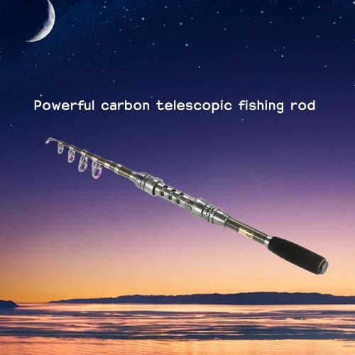 1.8M / 2.1M / 2.4M / 2.7M / 3.0M / 3.3M Superhard Ultralight Carbon Telescopic Fishing Rods Casting Fishing Rod Powerful &amp; HighlySports &amp; Outdoor<br>1.8M / 2.1M / 2.4M / 2.7M / 3.0M / 3.3M Superhard Ultralight Carbon Telescopic Fishing Rods Casting Fishing Rod Powerful &amp; Highly<br>
