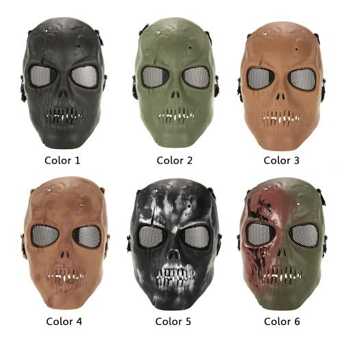Stylish Vivid Full Face Costume MaskSports &amp; Outdoor<br>Stylish Vivid Full Face Costume Mask<br>